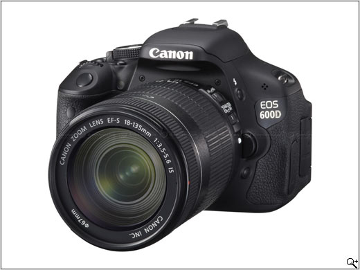 Canon T3i / 600D